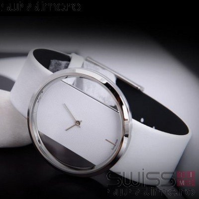 Ceas Dama Quartz Transparent Vogue Swiss Made