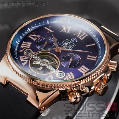 Ceas Automatic Tourbillon Forsining Luxury