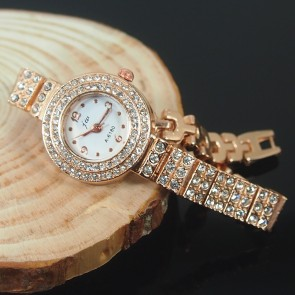 Ceas Dama Quartz Jw Crystal Estetique