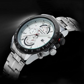 Ceas Quartz Curren Waveceptor Titan