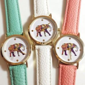 Ceas Dama Quartz Little Lucky Elephant
