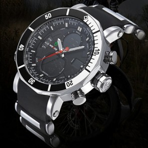 Ceas Sport Quartz WEiDE Black Force