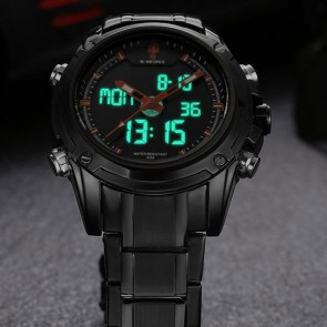 Ceas Quartz NAVIFORCE Black Knight