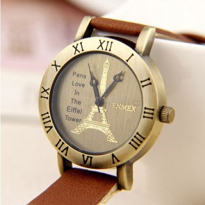 Ceas Dama Quartz Paris Vintage Time