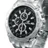 Ceas Quartz Orlando Silver Chronomat