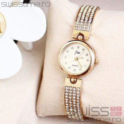 Ceas Dama Quartz Jw Glow Diamond