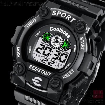 Ceas Quartz Sport The BigBoss