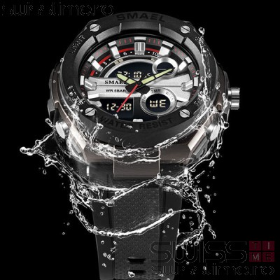 Ceas Sport Quartz Performance