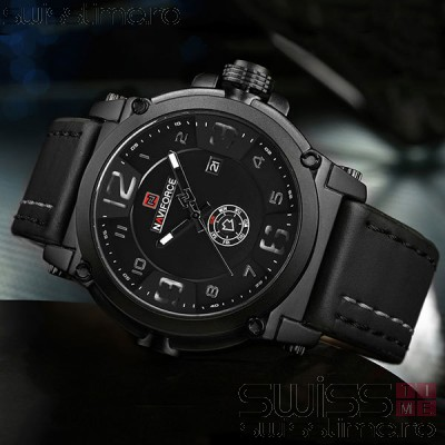 Ceas Quartz NAVIFORCE Deep Black