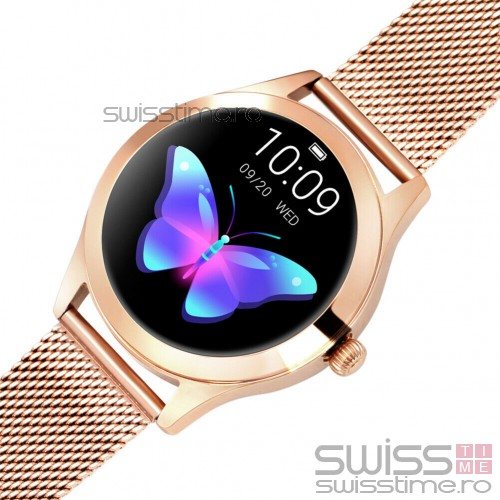 Ceas Sport Fitness Tracker Smartwatch KW10