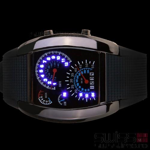 Ceas Sport Digital Speedometer