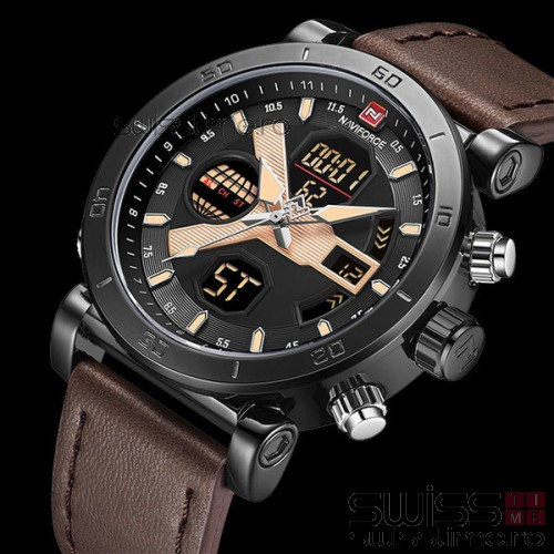 Ceas Quartz NAVIFORCE Spaceconquest