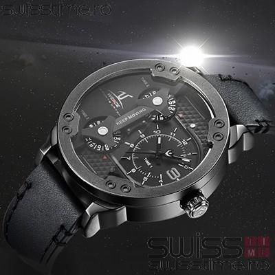 Ceas Sport Quartz WEiDE Third Wonder XUV1506B-1C -negru