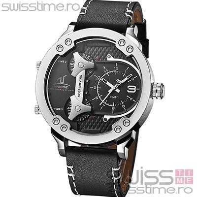 Ceas Sport Quartz WEiDE Third Wonder UV1506-1C -silver