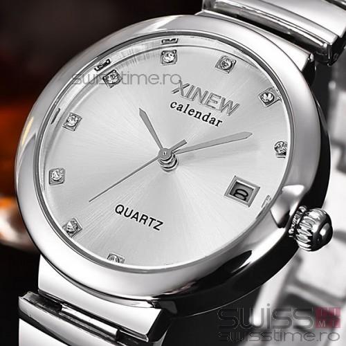 Ceas Dama Quartz XINEW Treasure