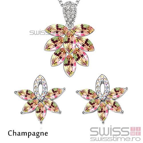 Set Sparkling Stars-Champagne
