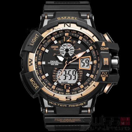 Ceas Sport Quartz S-Shock LionPulse