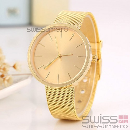 Ceas Dama Quartz Blush-gold