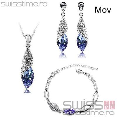 Set Diamond Water Drops-Mov