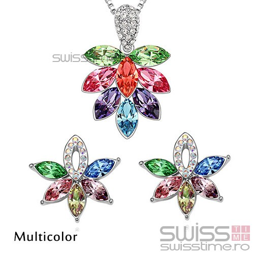 Set Sparkling Stars-Multicolor
