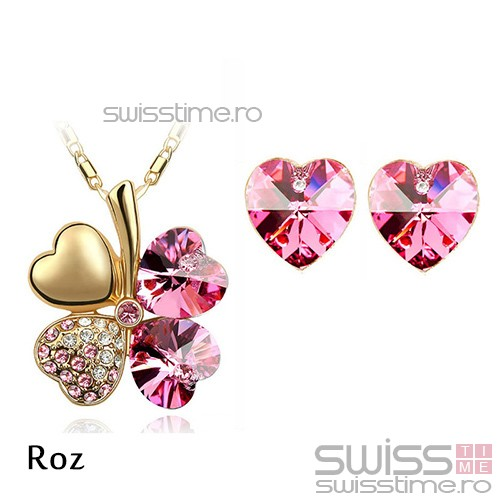 Set Four Hearts-Roz