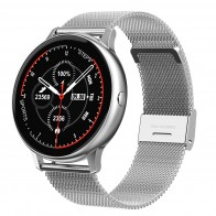 Ceas Sport Fitness Tracker Smartwatch DT88-argintiu