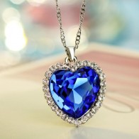 Colier blue heart of the ocean 3001COL