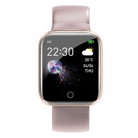 Ceas Sport Fitness Tracker Smartwatch i5-rose