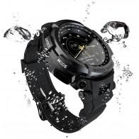 Ceas Sport Fitness Tracker Smartwatch MK28-verde