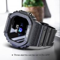 Ceas Sport Fitness Tracker Smartwatch Ocean-albastru