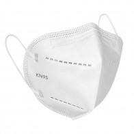 Set 5 bucati Masca de protectie, FFP2, KN95