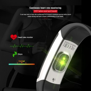 Ceas Sport Fitness Tracker Smartwatch GT101