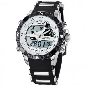 Ceas WEIDE Quartz Casual Sport Alb WH1104-9C