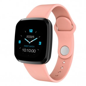 Ceas Sport Fitness Tracker Smartwatch P3-rose