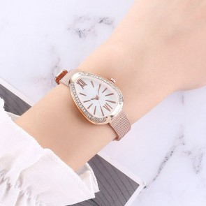 Ceas Dama Quartz Crystal One Pink