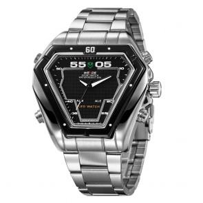 Ceas WEIDE Quartz Fashion Negru WH1102m