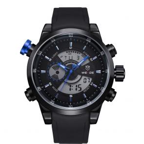 Ceas WEIDE Quartz Casual Sport Albastru WH3401B-4C