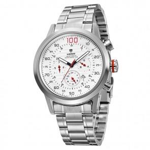 Ceas WEIDE Quartz Clasic Argintiu WH3311-4C