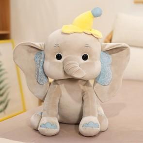 Jucarie de plus eSelect elefant dragalas 45 cm