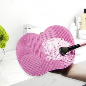 Accesoriu silicon pentru curatarea rapida a pensulelor de makeup 6007ACM