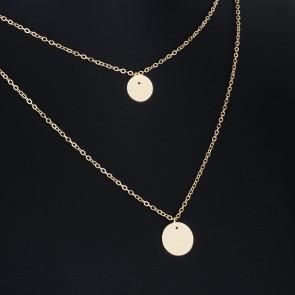 Set coliere 3052COL-auriu