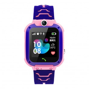 Ceas Sport Fitness Tracker Smartwatch Kids Q12-rose