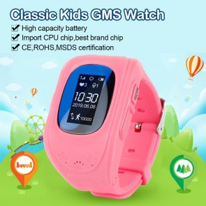 Ceas Sport Fitness Tracker Smartwatch Kids Q50-rose