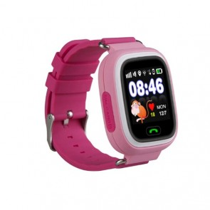 Ceas Sport Fitness Tracker Smartwatch Kids Q90S-rose