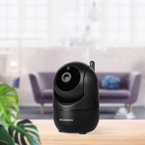 Camera de supraveghere 1080P WiFi 355 panorama CCTV 12005CAM-negru