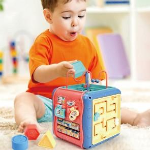 Cub plastic educativ si interactiv eSelect