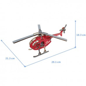 Puzzle 3D Elicopter eSelect
