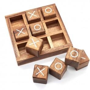 Joc X si 0 din lemn eSelect