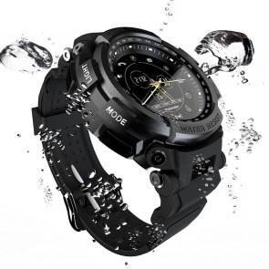Ceas Sport Fitness Tracker Smartwatch MK28-negru