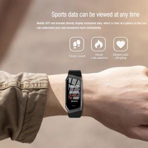 Ceas Sport Fitness Tracker Smartwatch E18-negru
